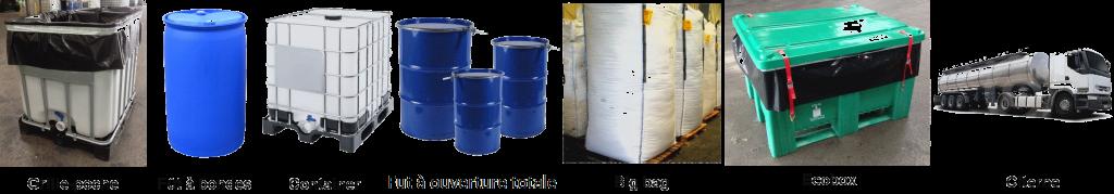 Arsilom banniere-contenants recyclage de déchets écobiodégradable environnement verte