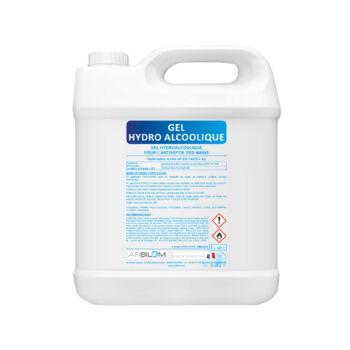 gel hydroalcoolique 5litres