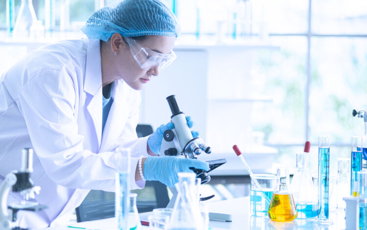 asian,woman,scientist,,researcher,,technician,,or,student,conducted,research,or
